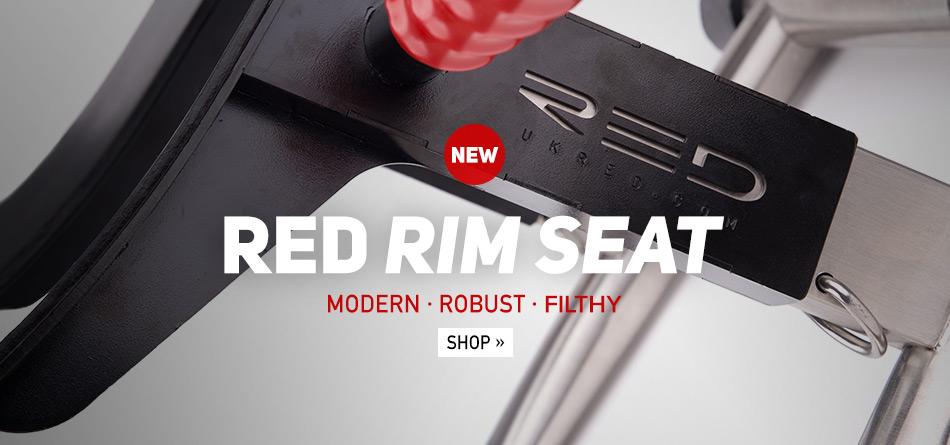 Red Rim Seat