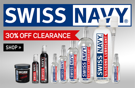 Swiss Navy Clearance