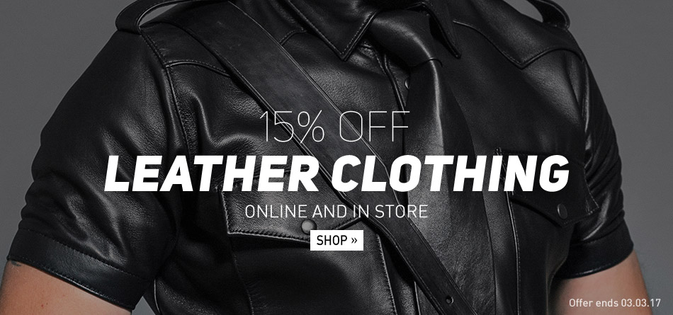 15% Off Leather