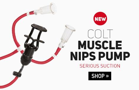 Muscle Nips Pump