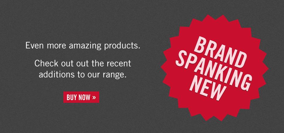 Brand Spanking New