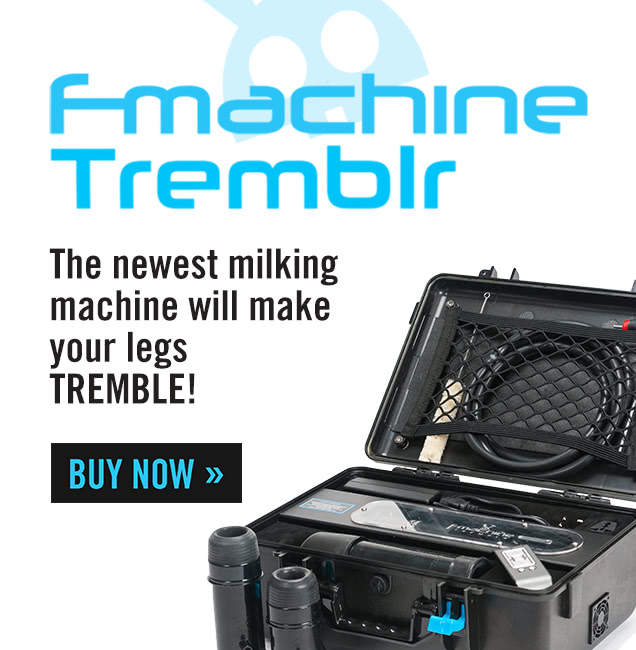 Tremblr - now back in stock!