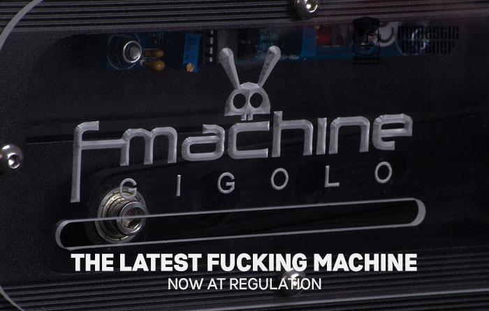 Shop - F-Machine Gigolo
