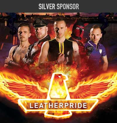 Leather Pride Silver Sponsor