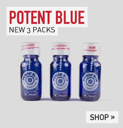 Shop - Potent Blue