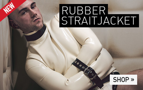 New Rubber Straitjacket