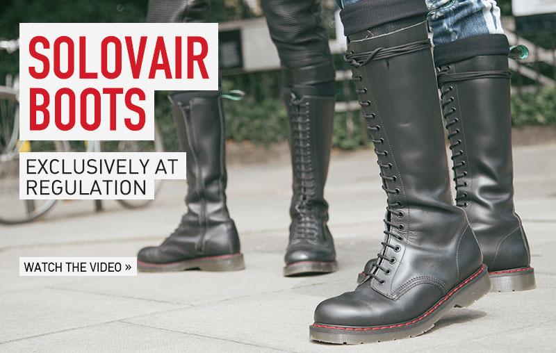 Shop - Solovair Boots