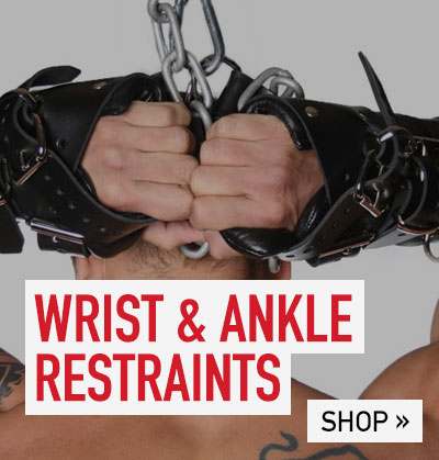 Shop - Wrist & Ankle Restraints